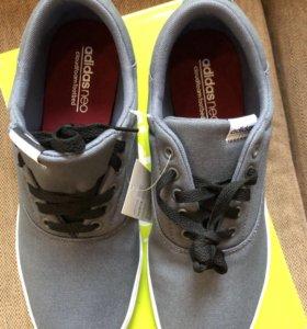 Кеды Adidas 42 размер!