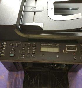 Много функциональное лазерное устройство HP.