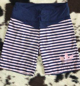 Новые шорты Adidas original