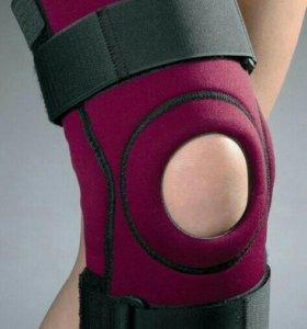 Ортез коленного сустава с двухосевым шарниром ORTE
