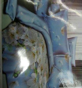 Новое постельное белье