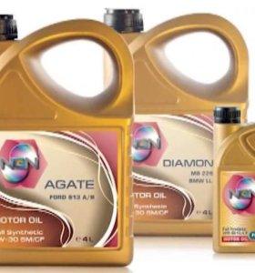 Моторные масла NGN объем от 1 до 200 литров