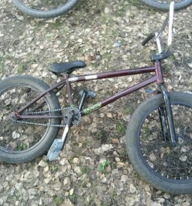 Кастомный BMX