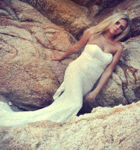 Свадебное платье 44-46-48 размер