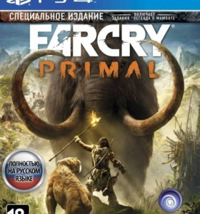 PS4. Far Cry Primal