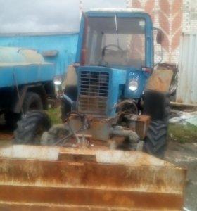"Установка БАР на базе трактора ""БеларуС"""