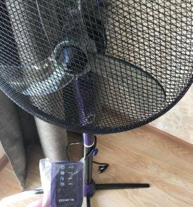Вентилятор новый с пультом