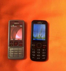 Nokia 6300 и Nokia C5-00 оригинал