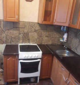 Кухонный гарнитур+ плита