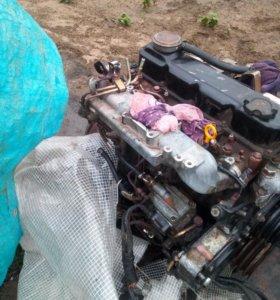 Двигатель qd32 Ниссан Террано
