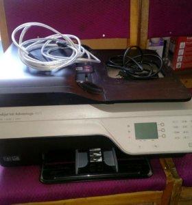 Принтер на запчасти. Недорого