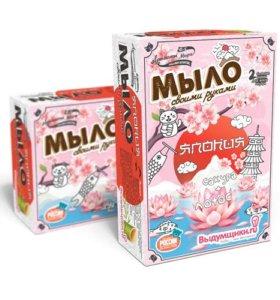 """Набор для изготовления мыла. Тема: """"Япония"""""""