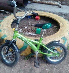 Детский велосипед Новотрек