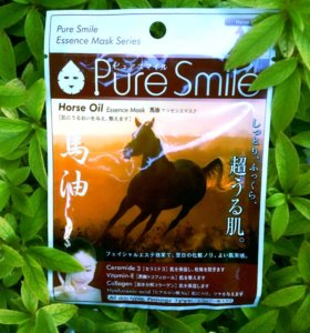 Питательная маска Pure Smile (пр-во Корея), 1 шт