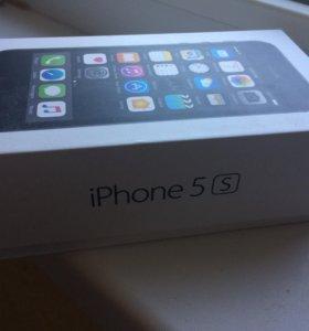 Продам айфон 5s на 16gb в идеальном состоянии