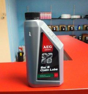 Цепное масло AEG (1 литр)