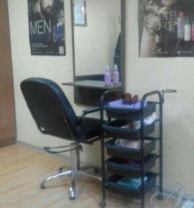 аренда парарикмахерско кресла