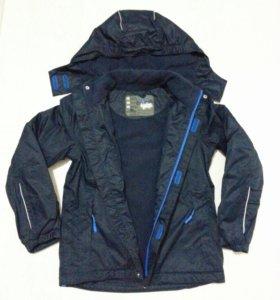 Новая куртка Crane