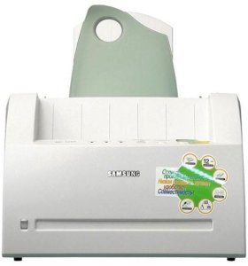 Лазерный принтер Samsung ML-1250