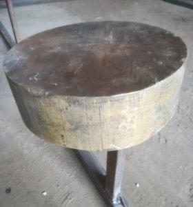 Круг латунь 250*70мм