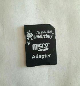 Адаптер для micro SD
