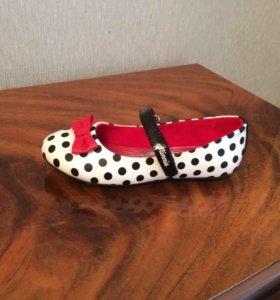 Туфли новые 31размер