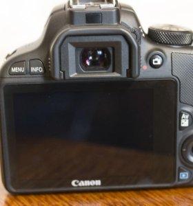 Фотокамера canon 100d - требует ремонта.
