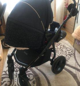 Детская коляска ZIPPI MIMI
