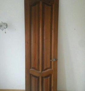 Двери из масива