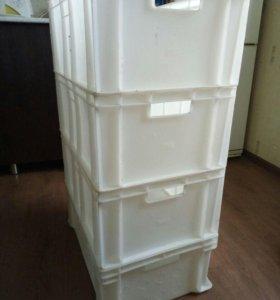 Ящики пластиковые для пищевых продуктов
