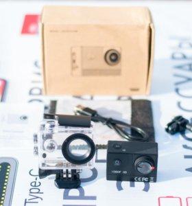Экшн-камера Geod 131AB Полный комплект
