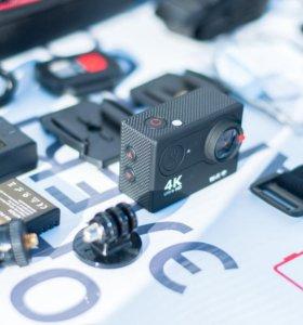 Экшн-камера Daping 4K Action Camera Новая