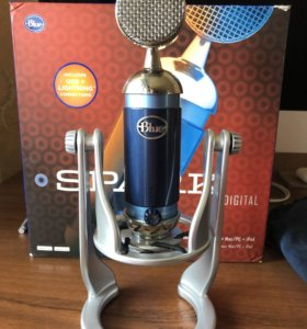 Микрофон Blue Spark Dlgital microphones