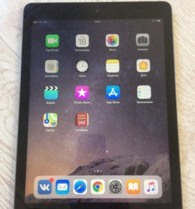 iPad Air 16 Gb Wi-Fi + LTE