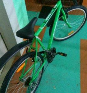 Велосипед новый скоростей 18, колеса на 26 дюйма