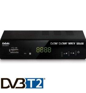 BBK Цифровой телевизионный ресивер SMP240HDT2