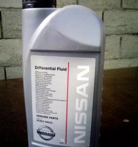 NISSAN GL-5 80W-90 1л. KE907-99932