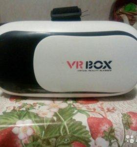 VR-3D очки