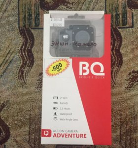 Экшн-Камера BQC-001