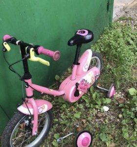 Велосипед детский 2-4 года