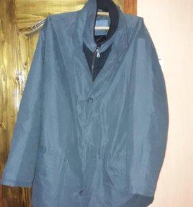 куртка для больших ребят