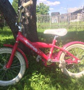 Детский велосипед для девочек Nordway