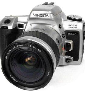 Фотоаппарат minolta Dynax 505si Super