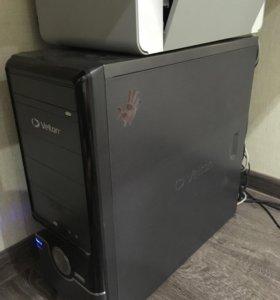 Компьютер (+монитор и периферия)