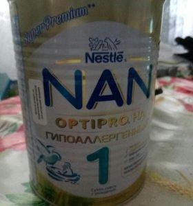 Смесь nan 1 гипоалергенный