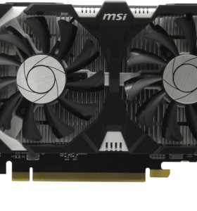 MSI GeForce GTX 1050 Ti OC (GTX 1050 TI 4Gb)