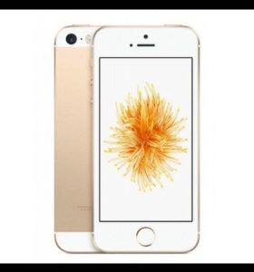 Iphone SE, 32гб,золотой