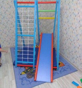 Детский спортивный комплекс.
