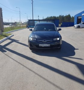 Honda accord 2007года