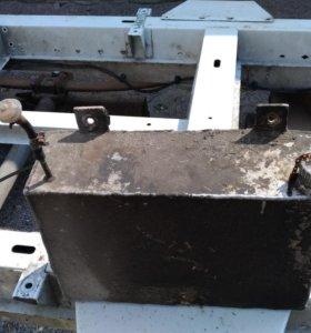 Бак для автономного отопителя на 15 литров